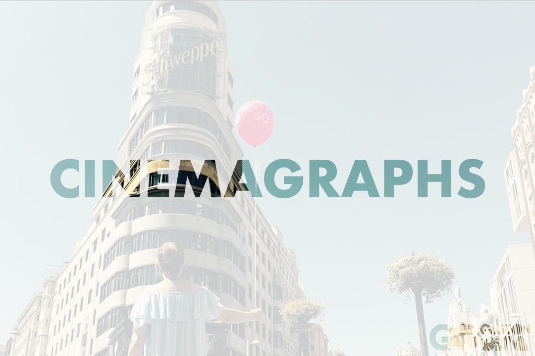 cinemagraphs, flixel
